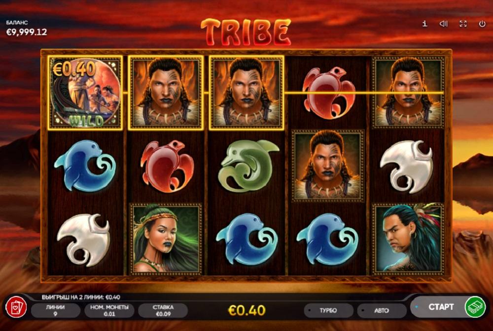 Игровой автомат Tribe